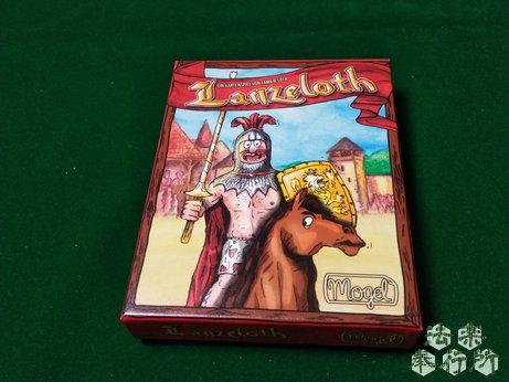 ランスロット 原題:Lanzeloth(ボードゲーム開封編)