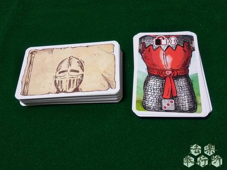 ランスロット Lanzeloth ボードゲーム 装備カード