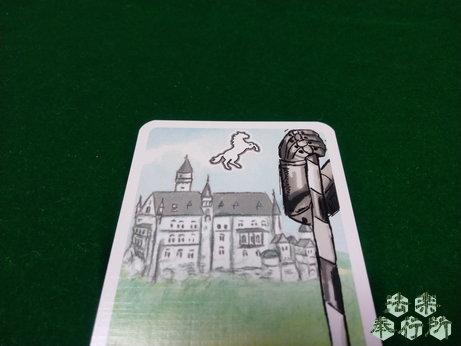 ランスロット Lanzeloth ボードゲーム 馬カードのアイコン