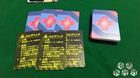 パンデミック:ホットゾーン(ボードゲームプレイ感想編)