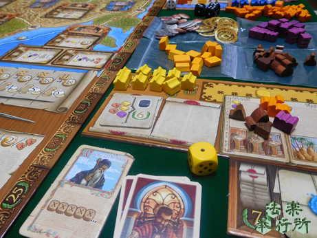 マルコポーロの旅路 原題『Auf den Spuren von Marco Polo』(ボードゲームプレイ記録編)