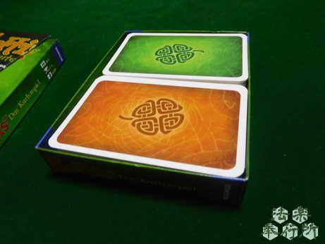 ケルトカード カード