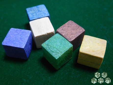 交易王 アメリカ CATALYST game labs版 商品キューブ