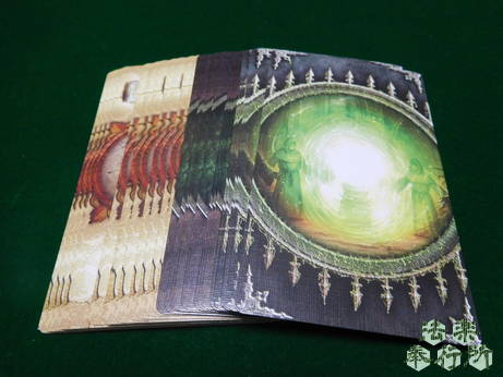 エルダーサイン完全日本語版(原題『ELDER SIGN』) カード