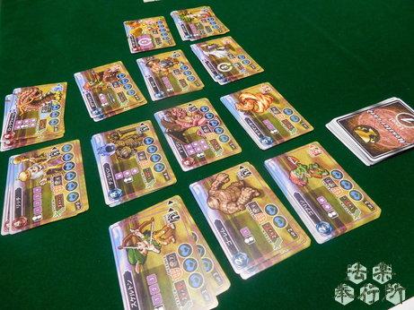 ルーク&レイダーズ拡張カードセット(ボードゲームプレイ感想編)