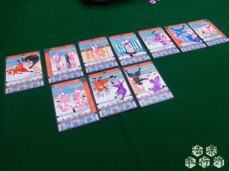 シノビエンパイア SHINOBI EMPIRE(ボードゲームプレイ感想編)