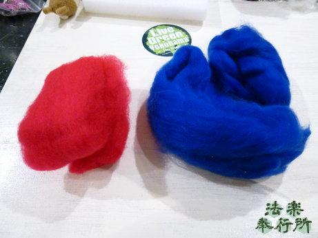 羊毛フェルト 羊毛 アクリル