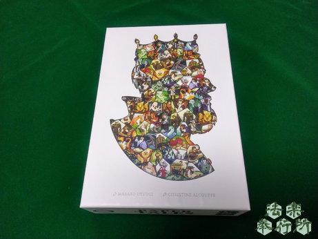 ペーパーテイルズ日本語版 原題:PAPER TALES(ボードゲーム開封編)