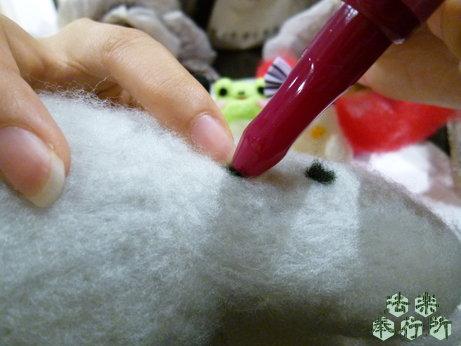 羊毛フェルト もふレポ