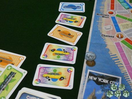 チケット・ライド・トゥ ニューヨーク NY